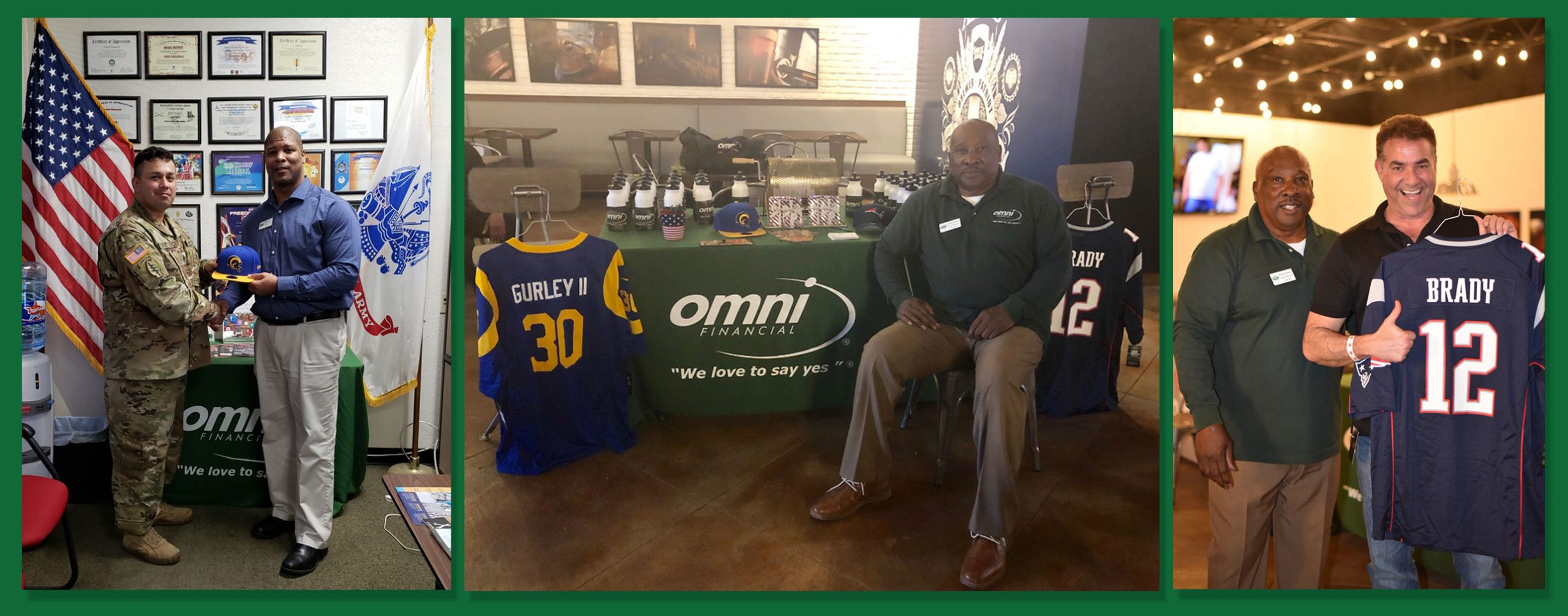 Samuel Adam's Brewhouse is where Omni in Killeen was for the Big Game 2019   Omni Military Loans