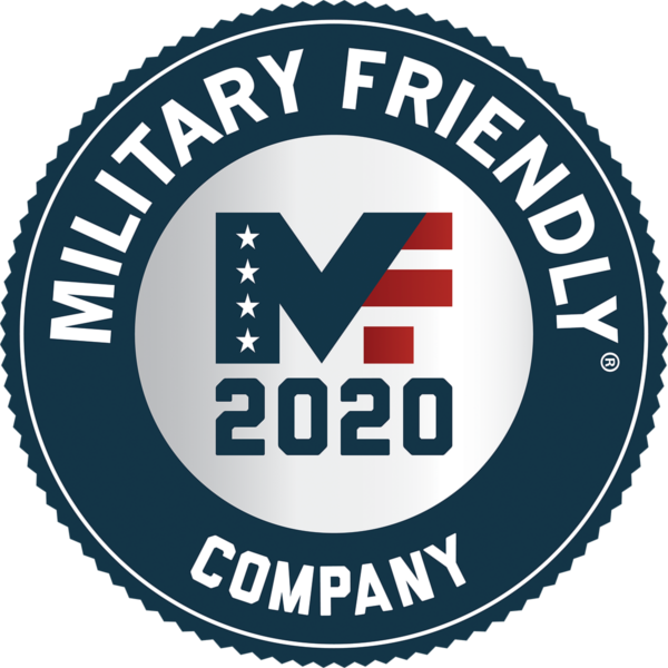 Omni Financial Honored with 2020 Military Friendly Awards