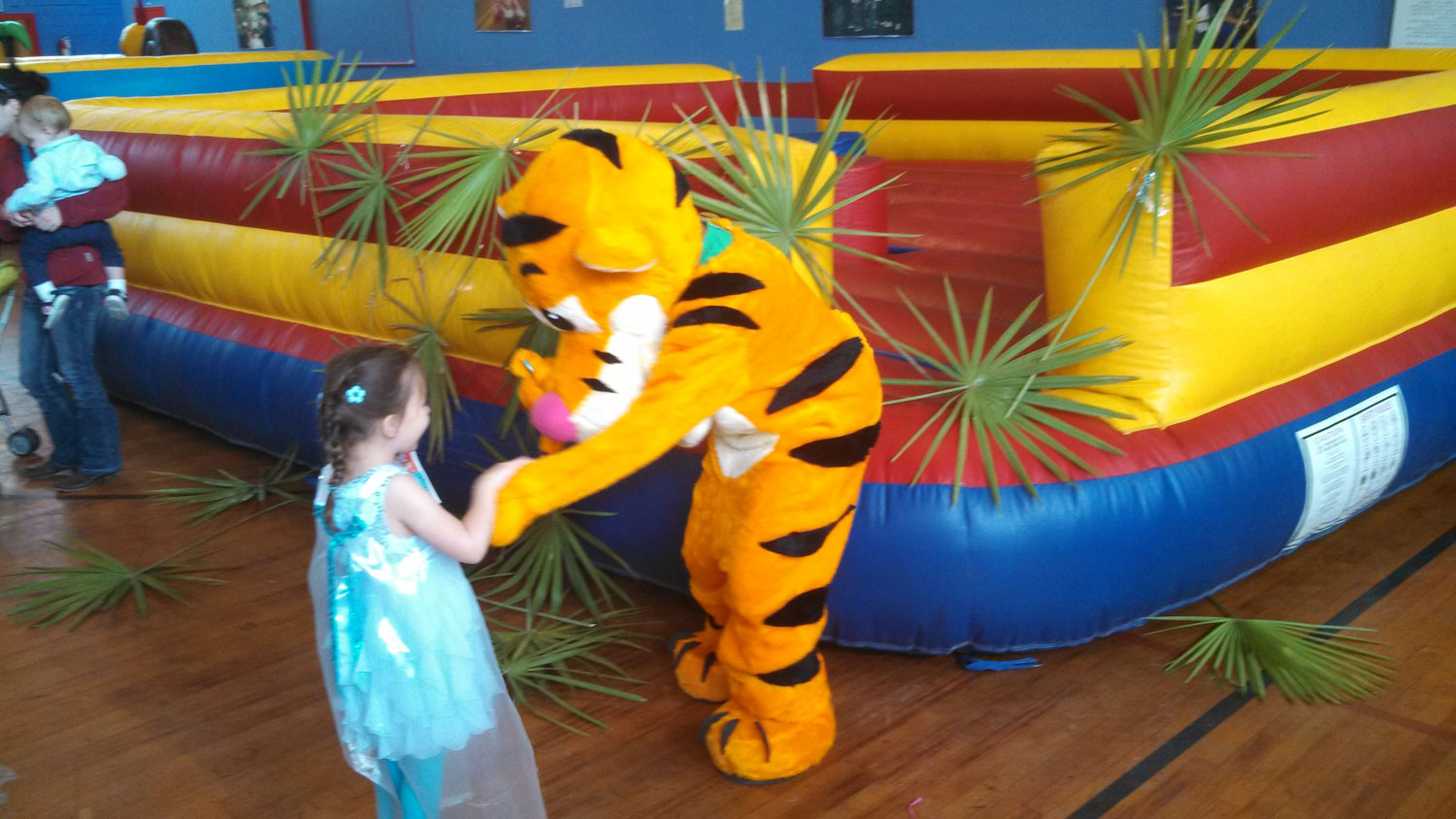 Disney Characters Meet and Greet