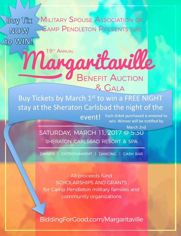 Margaritaville Benefit Auction and Gala