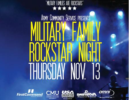 Military Family Appreciation Night