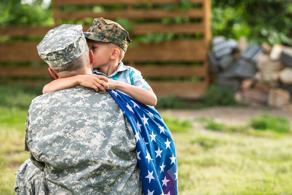 Military Child Care Assistance Has Your Back