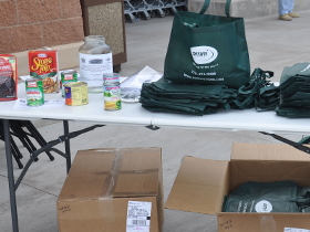 Ft. Carson Holiday Food Drive