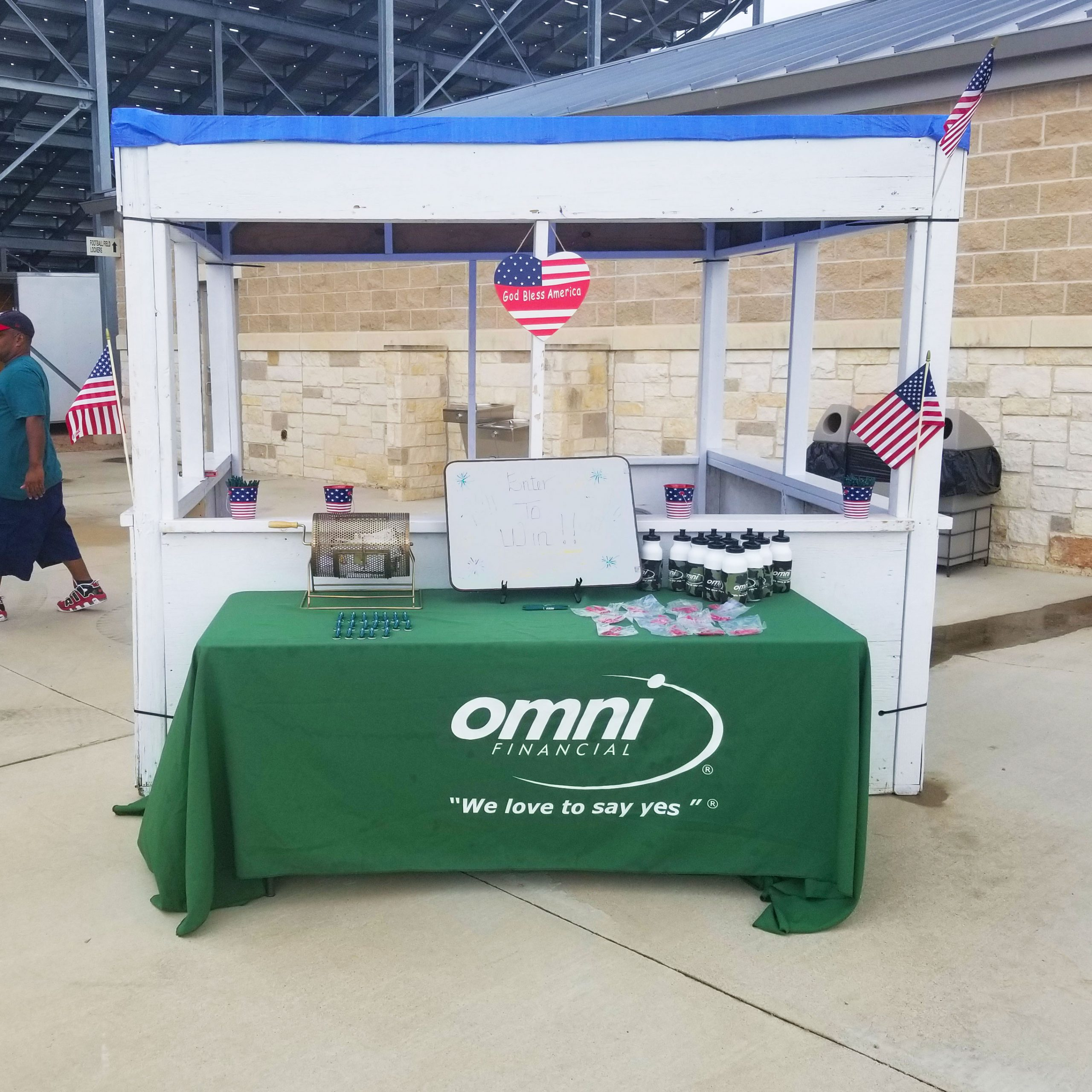 Omni MWR Freedom Fest Independece Day 4th of july Fort Hood 2018 2