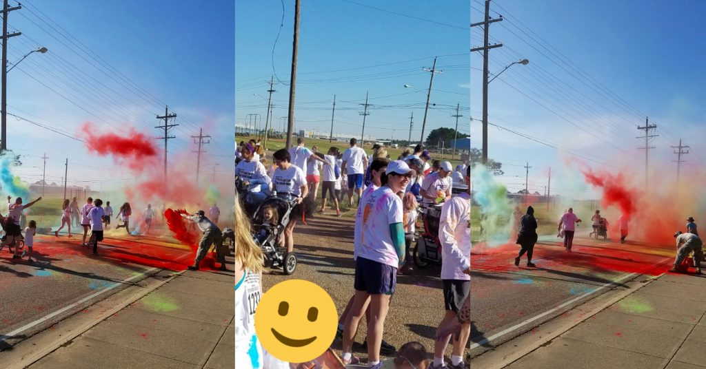 Omni Military Loans Ft Polk 5K Color Run Stiched 2