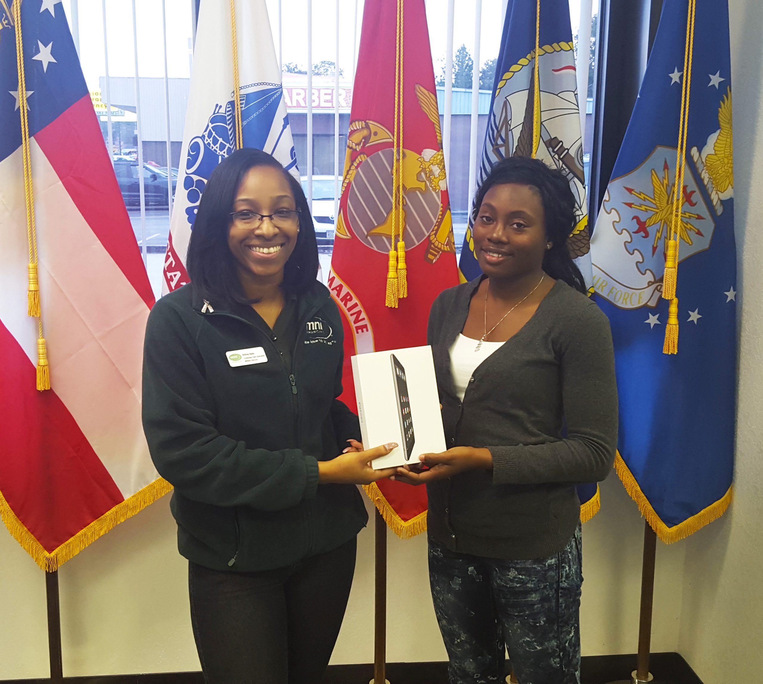 Omni Military Loans Military Appreciation Days Winner
