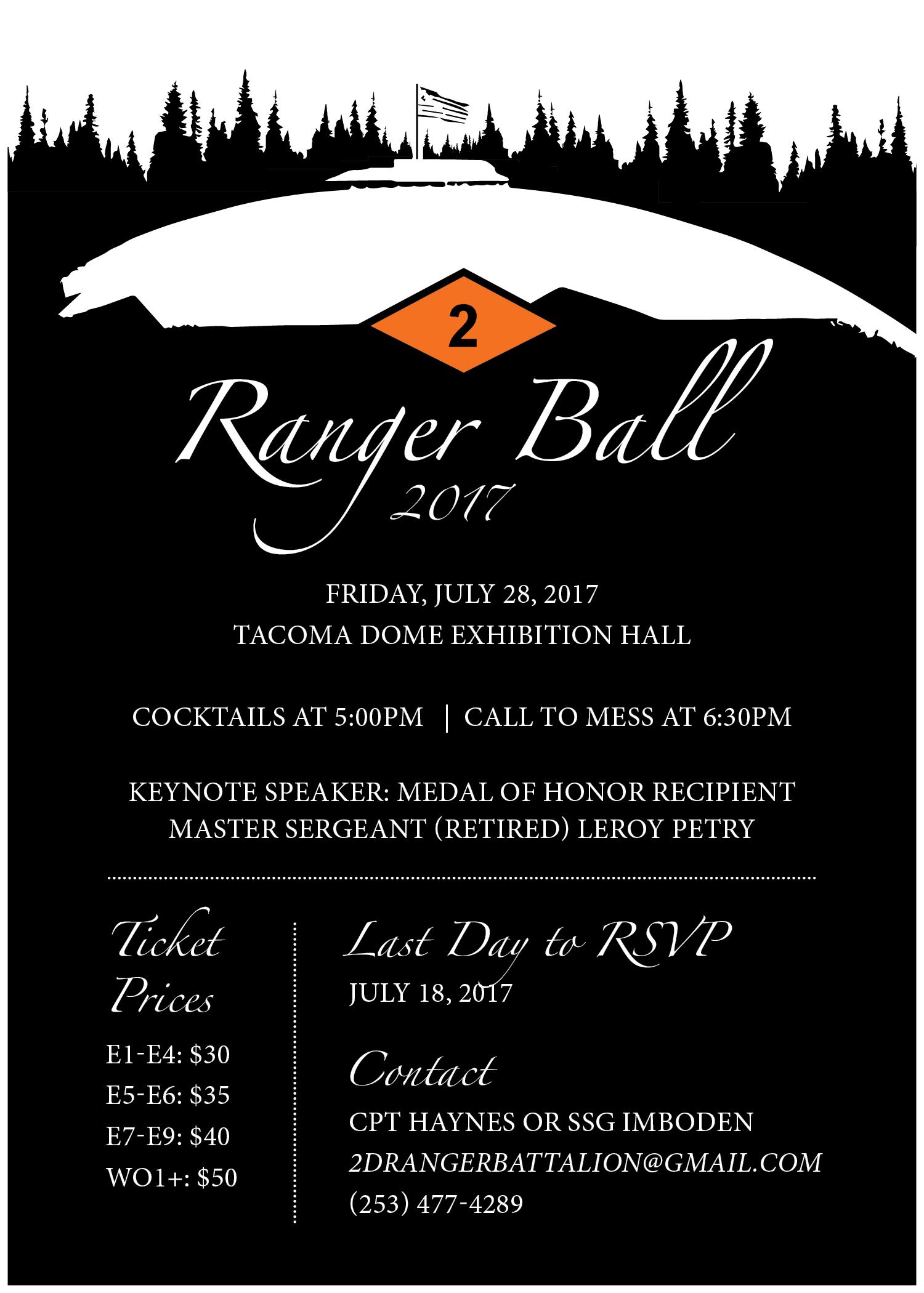 Ranger Ball