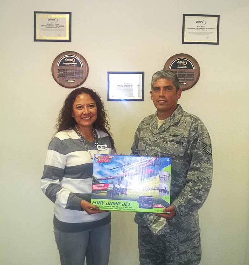 Reyes Soltero and CCS Loranda Haven edited