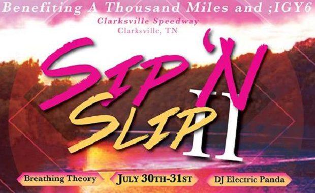 Sip n Slide 2016 Flyer