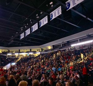 Omni Military Loans at the Ted Constant Center in Norfolk, VA
