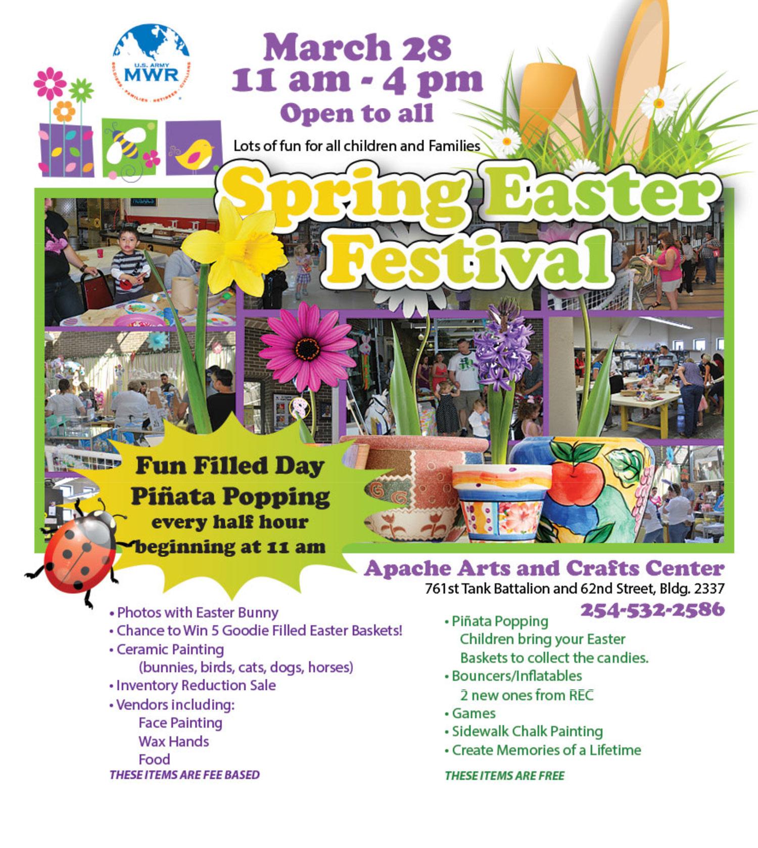 Spring Easter Festival