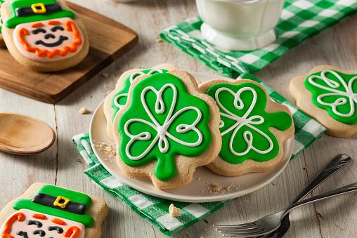 10 Easy-to-Make St. Patrick's Day Treats