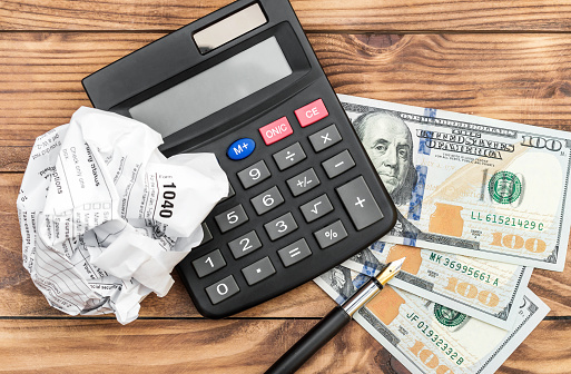 5 Common Tax Filing Mistakes