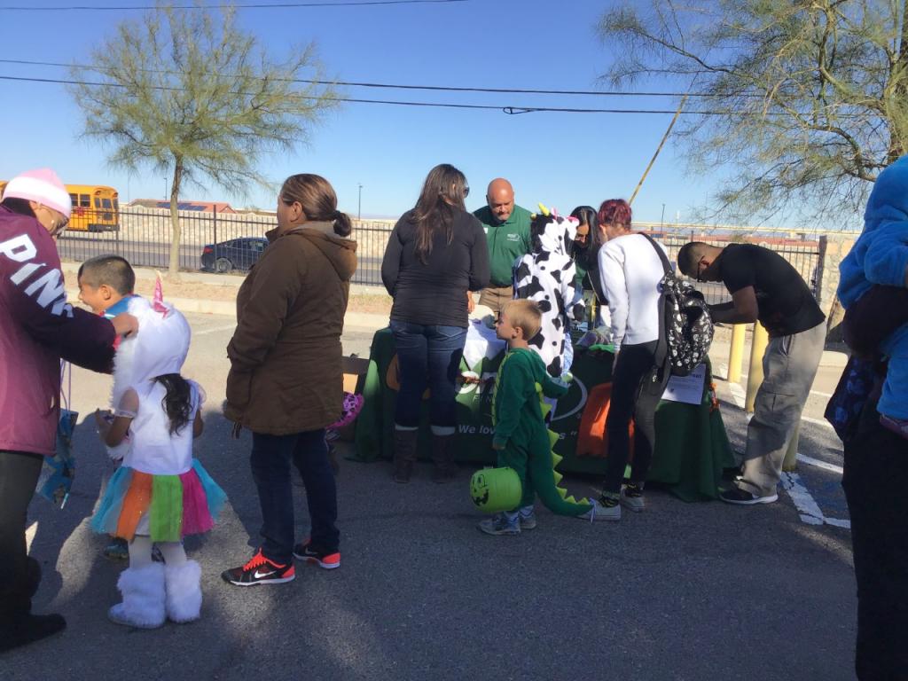 ASYMCA El Paso Trunk or Treat