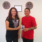 Omni Financial Colorado Springs, CO: Customer SPC Brian Cruz, with Customer Care Specialist Loranda Haven