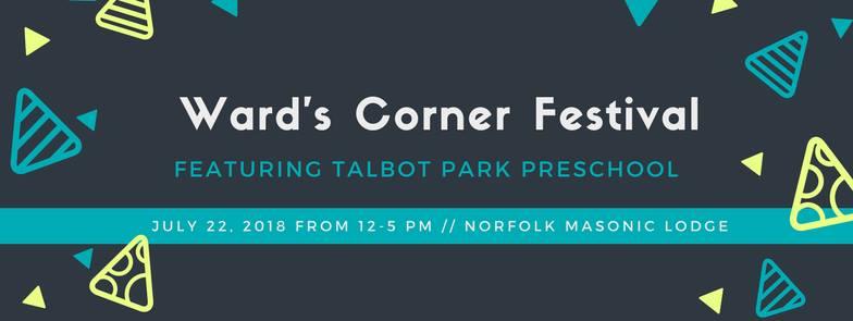 Wards Corner Festival 2017