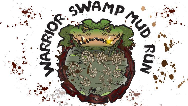Fort Polk Warrior Swamp Mud Run