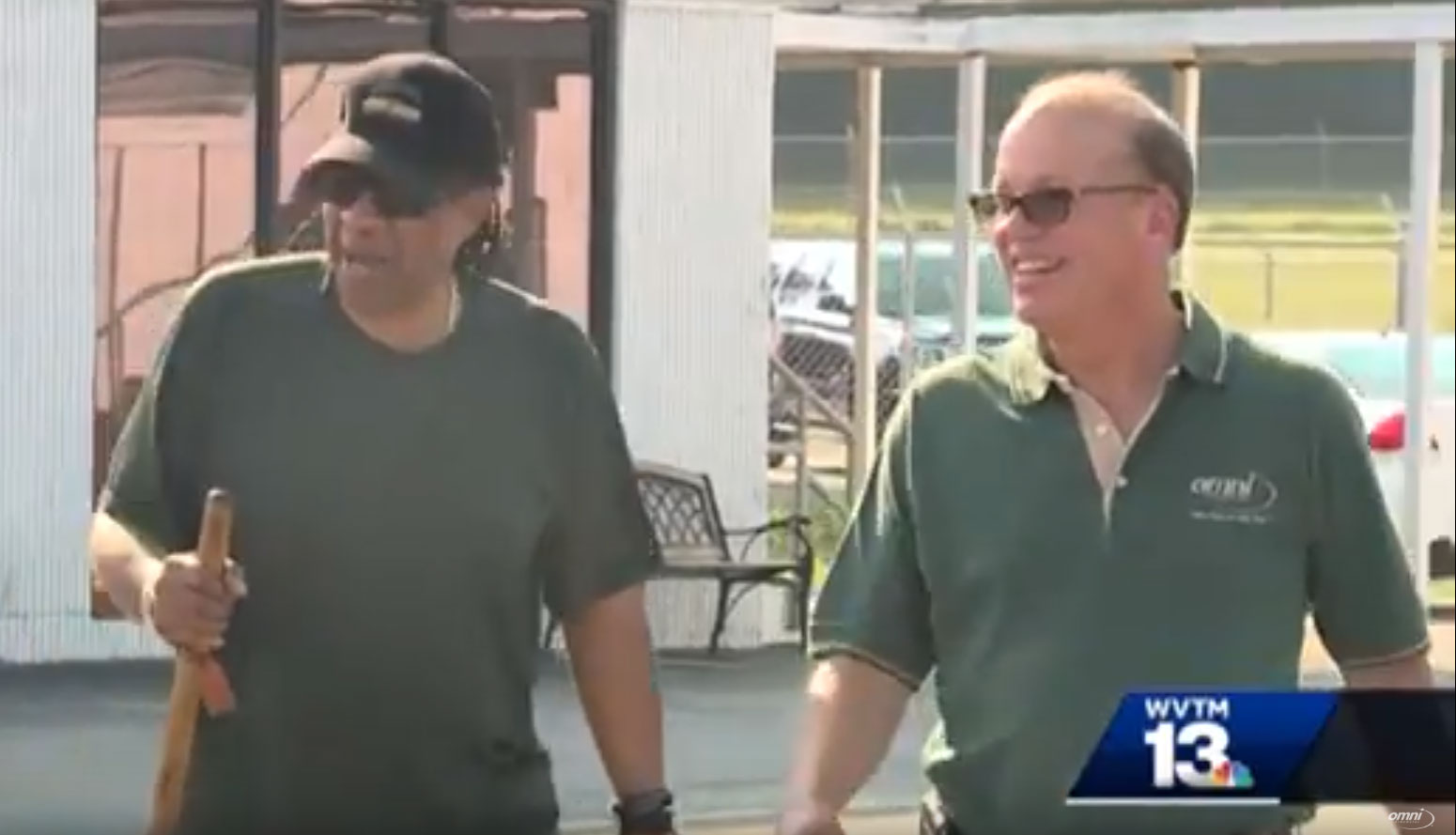 Hero Flight Transports Wounded Warrior to Medical Treatment