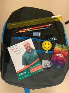 Backpacks & School Supplies Donated to ASYMCA El Paso