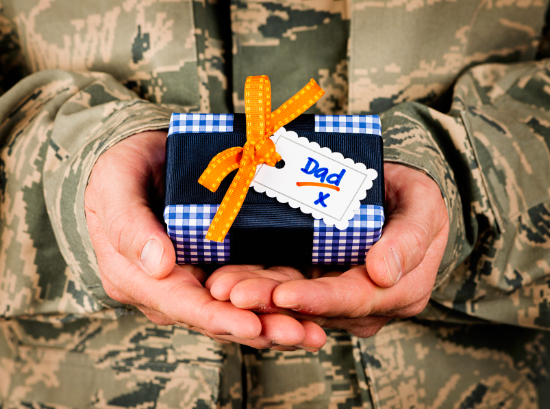 DIY Father's Day Gift Ideas for Deployed Military Dads