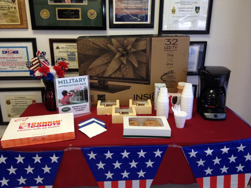 Military Appreciation Days 2013