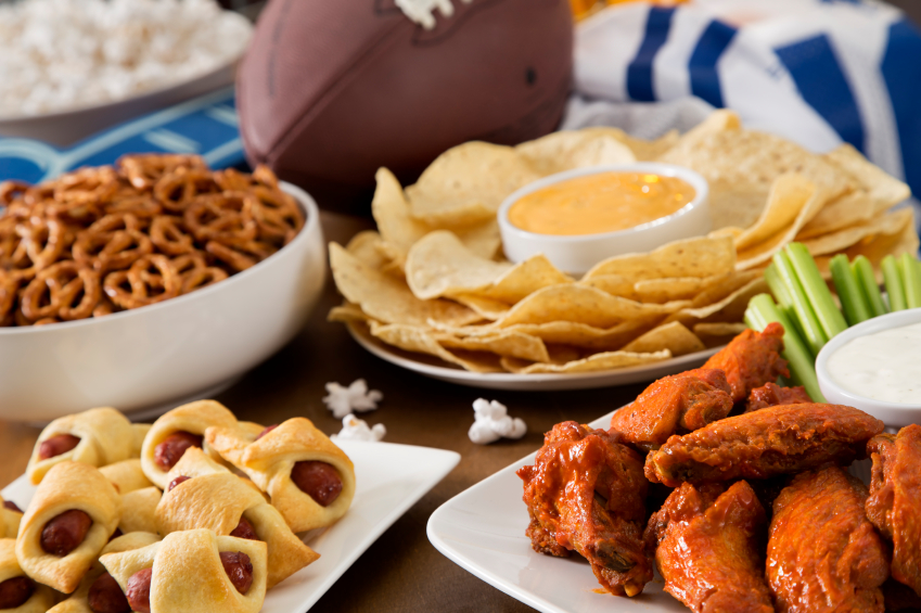 10 Easy Game Day Food Ideas