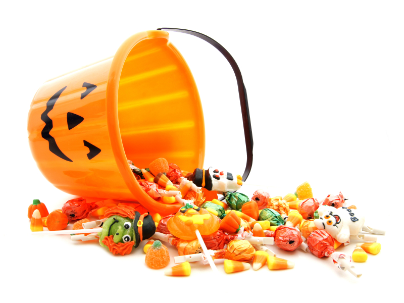 Dentists Help Troops with Halloween Candy Buyback Program