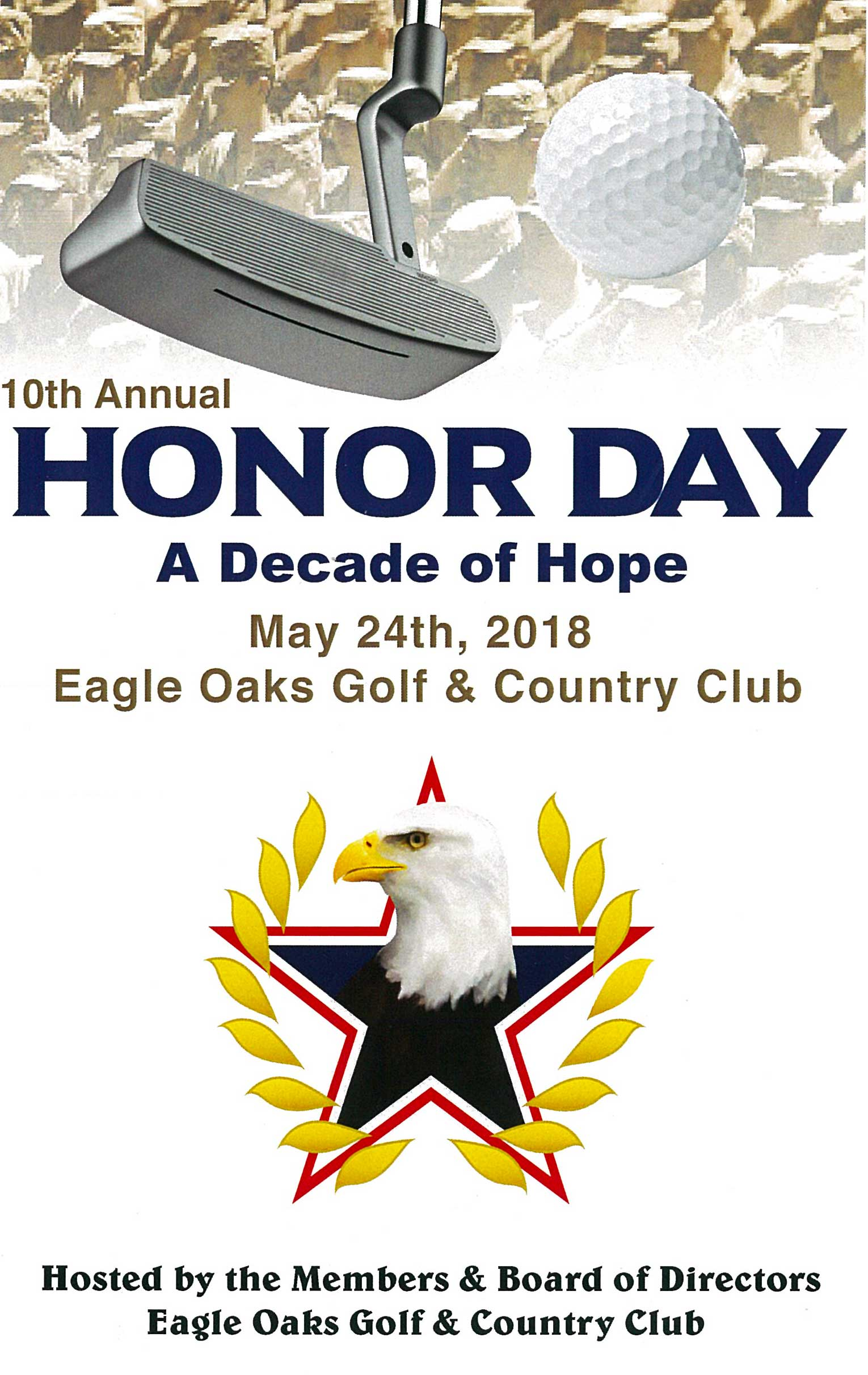10th Annual Honor Day