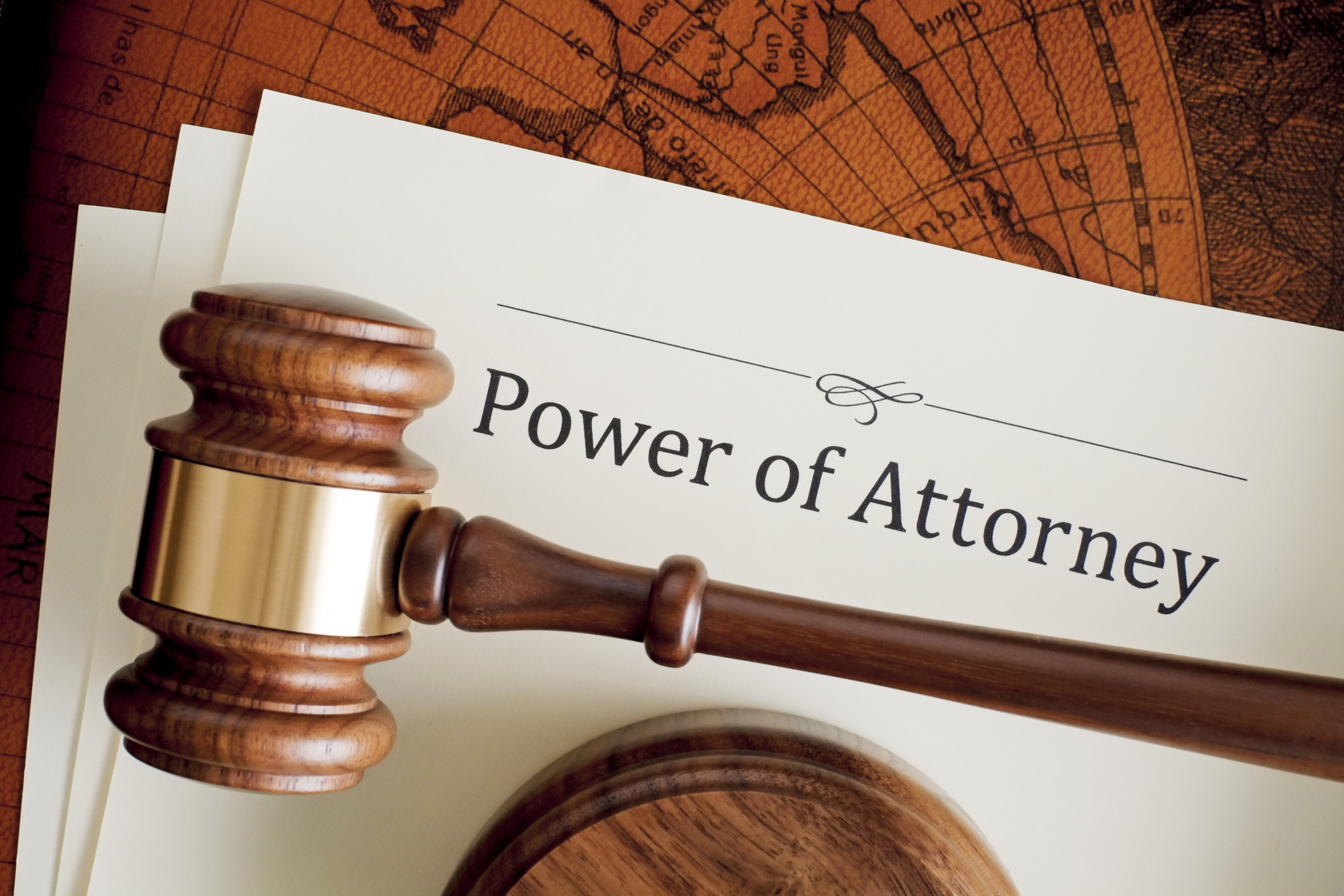 What is a Military Power of Attorney?