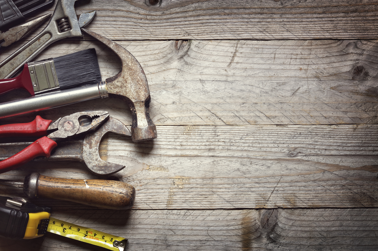 5 Household Tools You Should Have