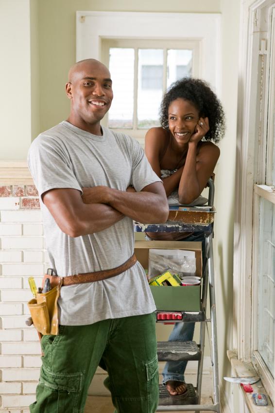 Easy DIY Pre-Holiday Home Fix-Ups