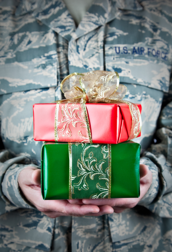 5 Military Holiday Care Package Ideas