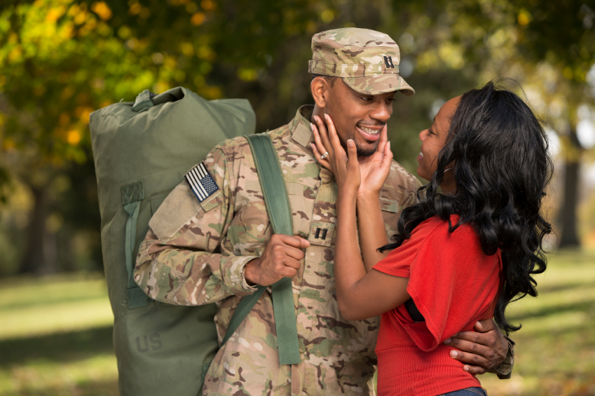 Surprise Military Homecomings: Holiday Collection