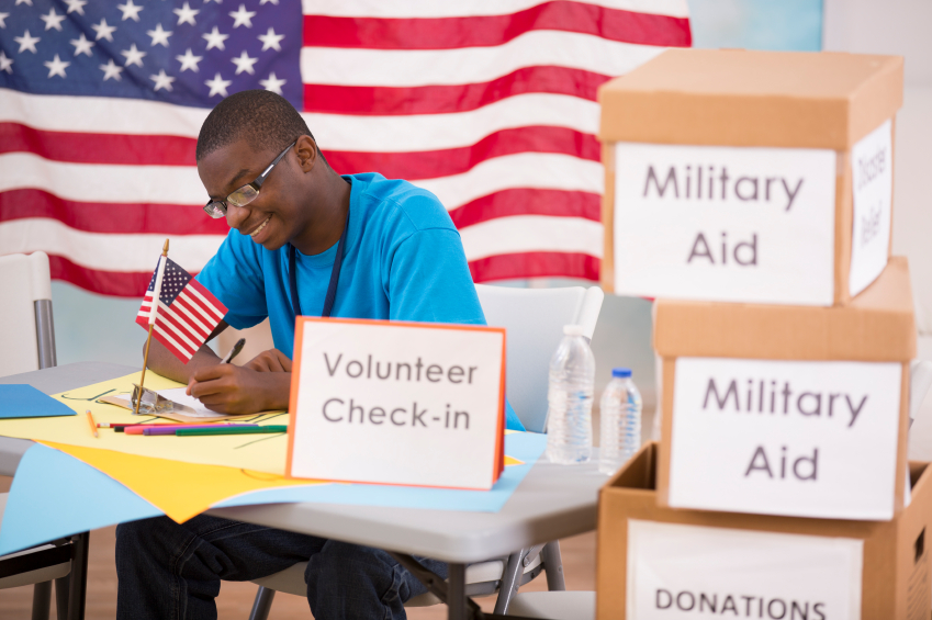 Give Back to Troops Through Operation Shoebox