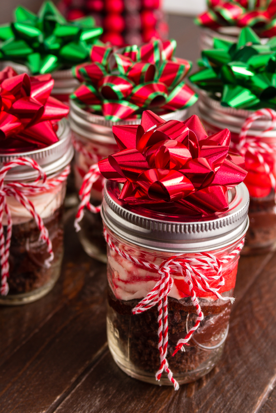 Desserts in a Jar, Delivered in Care Packages