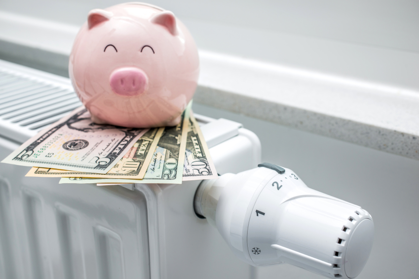 12 Steps to Save on a Heating Bill