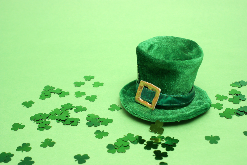 St. Patrick's Day Events at Military Base