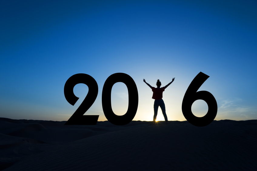 8 Financial Resolutions for 2016