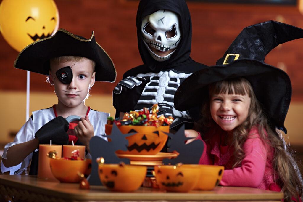 10 Easy DIY Halloween Costumes for Kids
