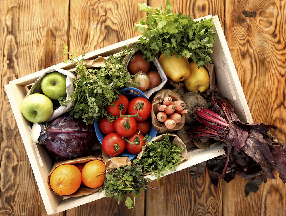 Eat Seasonal Fruits & Vegetables And Spend Less