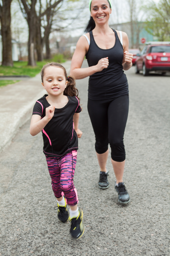 10 Easy Ways to Stay Fit with Your Kids