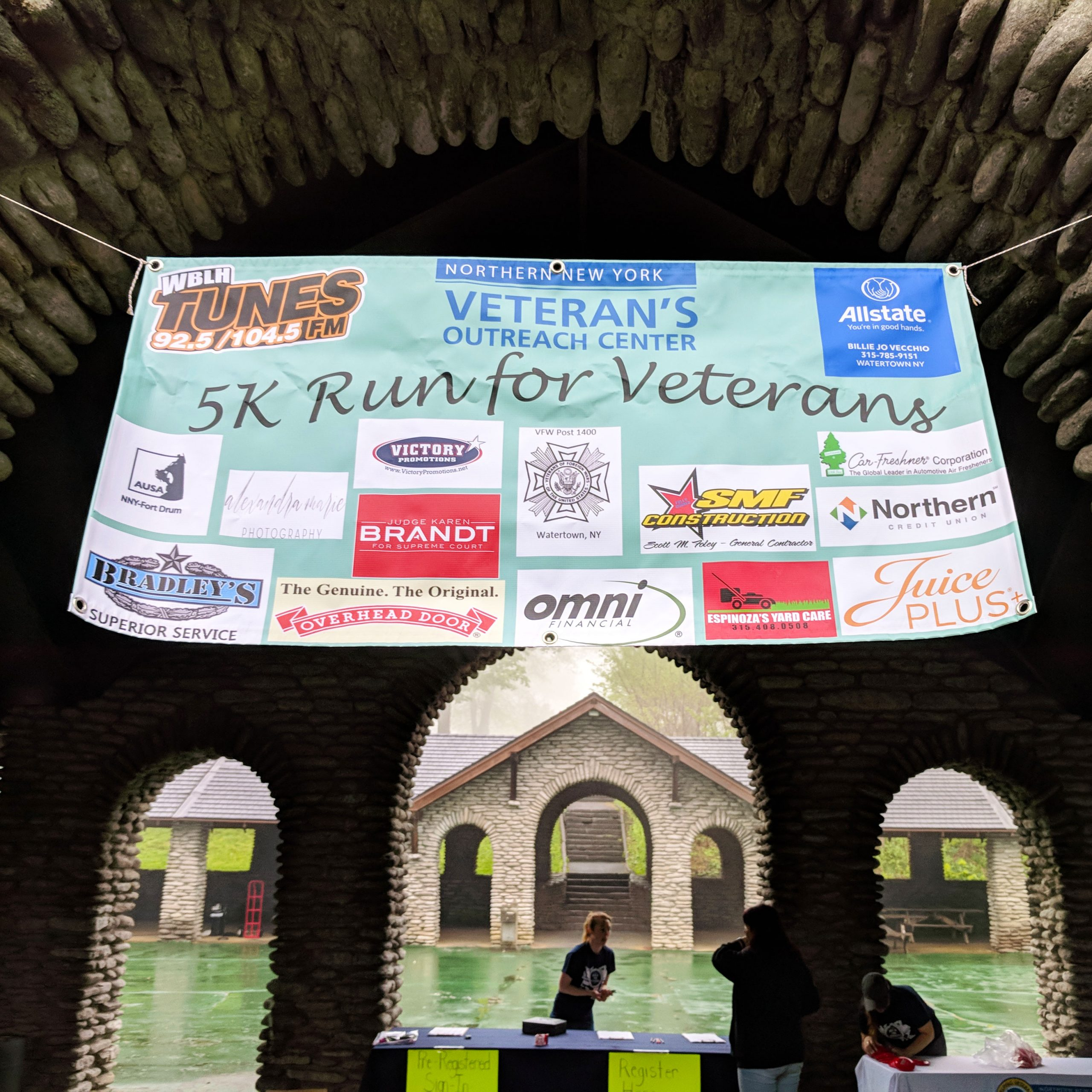 Veteran's Outreach Center 5k Run for Veterans