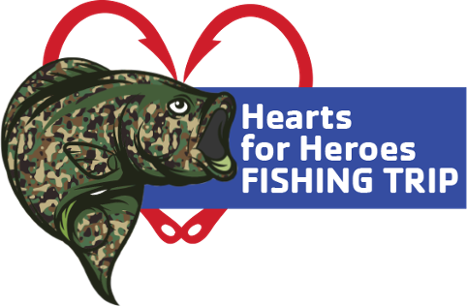 ASYMCA/Serco Hearts for Heroes Fishing Trip 2018