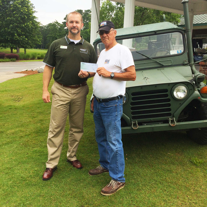 Carolina Museum of the Marine 8th Annual Golf Classic