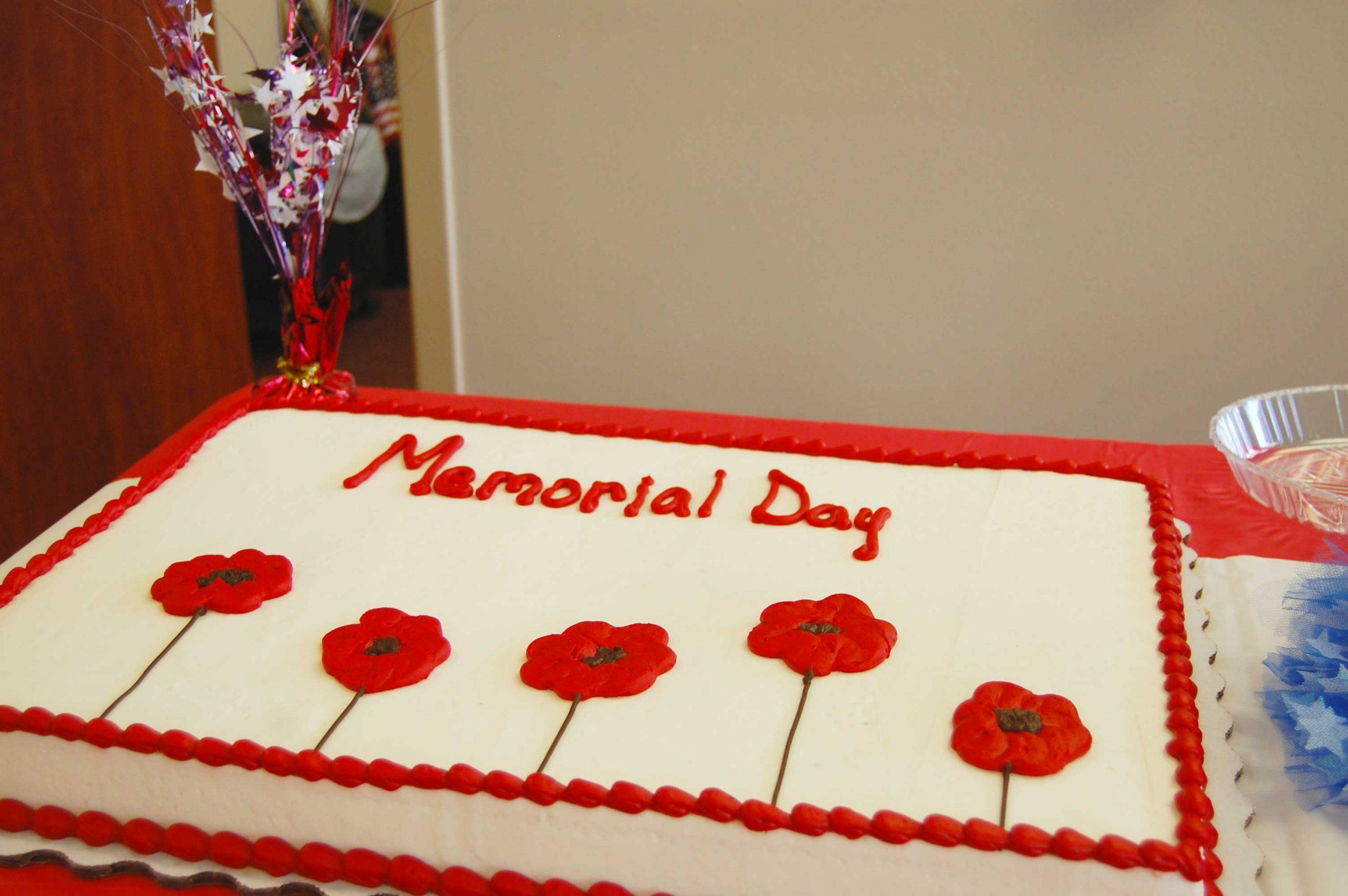 Central Louisiana Veterans Cemetery Memorial Day Event 2018