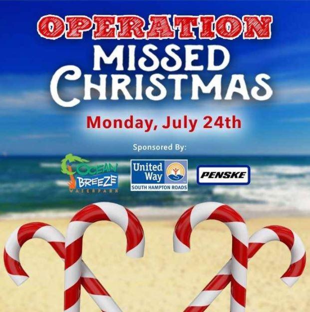 Operation Missed Christmas