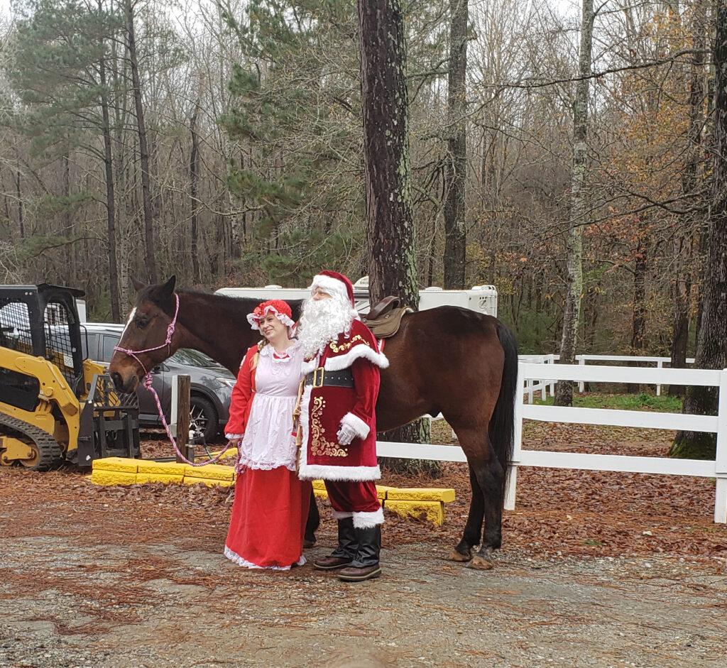 Warrior Outreach Bike Giveaway & Christmas Celebration