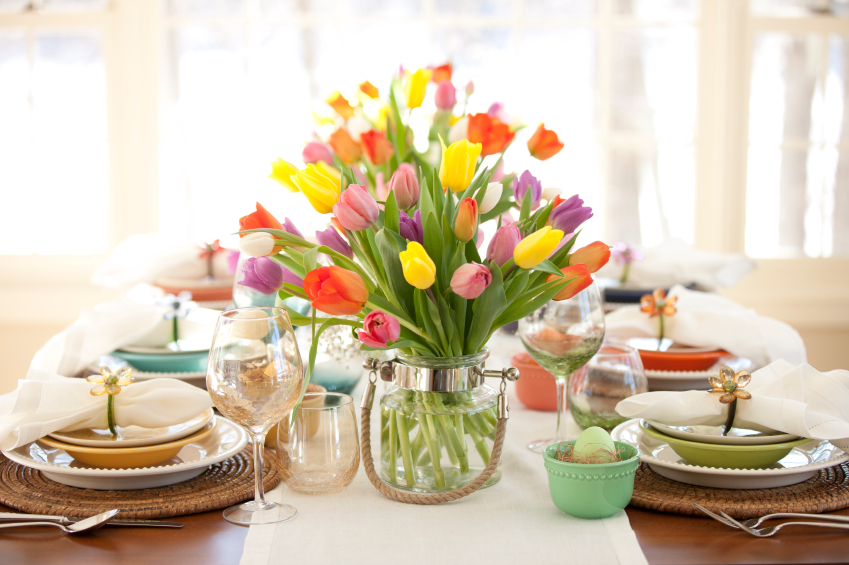 8 Easy Ways to Bring Spring Into Your Home