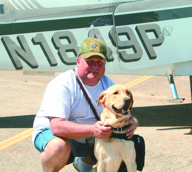 How Certified Service Dogs Are Helping Soldiers