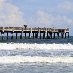 Jacksonville Beach is just the beginning of the fun places to be in  this great city for outdoor enjoyment.